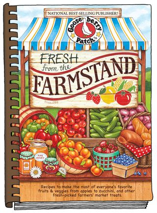 Fresh from the Farmstand cookbook | $1.99 eBook this week only | Gooseberry Patch