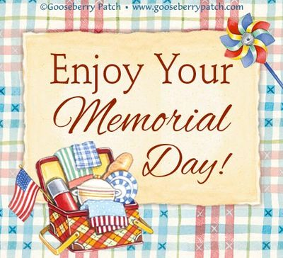 Memorial Day Greetings | Gooseberry Patch