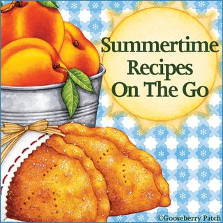 A Collection of Summertime Recipes on the Go | Gooseberry Patch Recipe Round Up