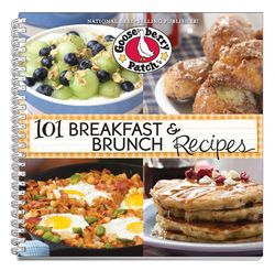 101 Breakfast & Brunch Recipes cookbook from Gooseberry Patch