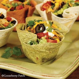 Chicken Taco Salad from 101 Homestyle Favorites   Cinco de Mayo Recipe Round-Up   Gooseberry Patch