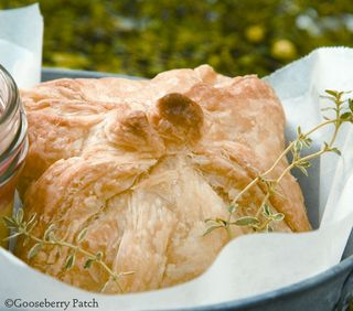Chicken-Cheddar Purses from Get-Togethers with Gooseberry Patch | Mother's Day Recipe Round-Up