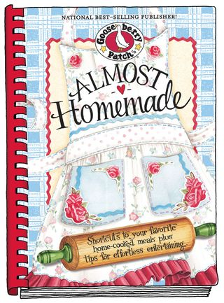 Buckeye Brownies are in this book...a must-have! | Almost Homemade cookbook from Gooseberry Patch