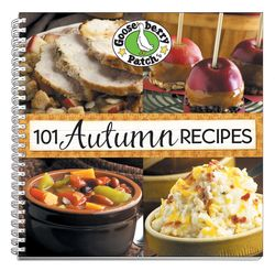 101 Autumn Recipes from Gooseberry Patch