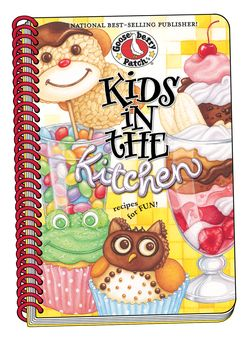 Kids in the Kitchen cookbook from Gooseberry Patch