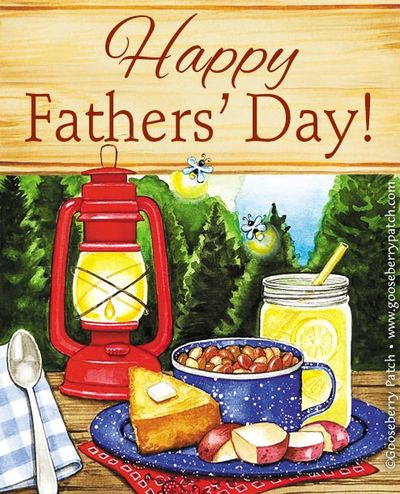 Happy Fathers Day from Gooseberry Patch