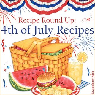 A Collection of Favorite 4th of July Recipes | Gooseberry Patch Recipe Round Up