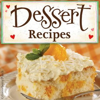 Dessert Recipe Round-Up from Gooseberry Patch
