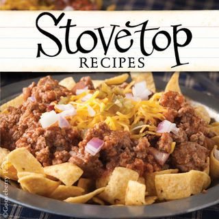 Link up YOUR favorite Stovetop Suppers   Recipe Round-Up from Gooseberry Patch