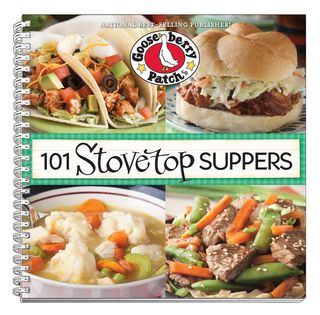 Early Bird Reviews of cookbook, 101 Stovetop Suppers | Gooseberry Patch