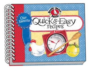 Our Favorite Quick & Easy Recipes | 99 cent eBook special from Gooseberry Patch
