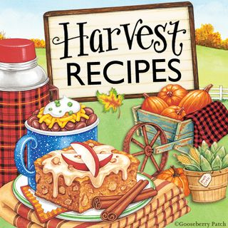 Harvest Recipe Round Up hosted by Gooseberry Patch