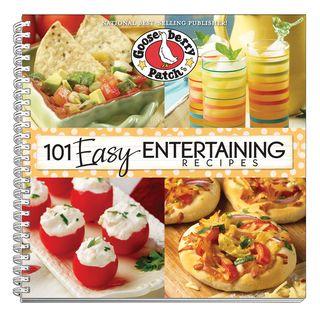 101 Easy Everyday Recipes Cookbook