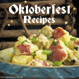 Gooseberry Patch Oktoberfest Recipe Round-Up