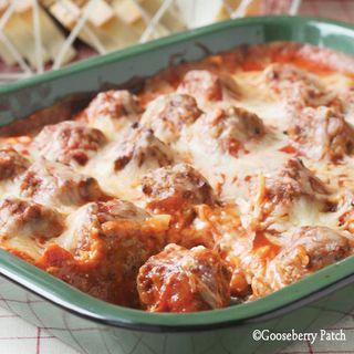 Gooseberry Patch Meatball Sub Casserole Recipe