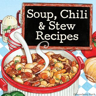Gooseberry Patch Soup, Chili & Stew Recipe Round-Up