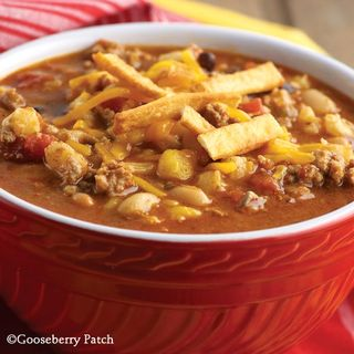 Gooseberry Patch Tami's Taco Soup Recipe