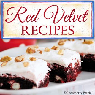 Gooseberry Patch Red Velvet Recipe Round-Up