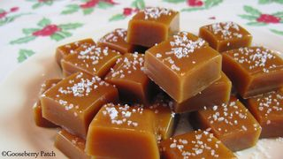 Try these Gingerbread Caramels from Gooseberry Patch!
