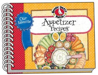 Our Favorite Appetizer Recipes - 99-cent eBook from Gooseberry Patch, this week only!