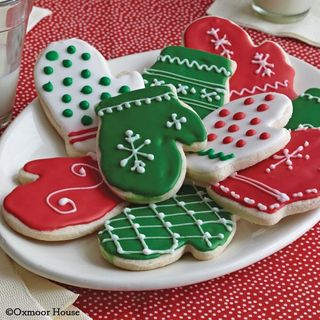 Gooseberry Patch Sugar Cookie Mittens Recipe