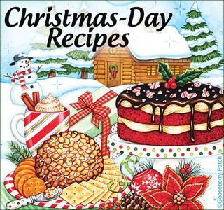 Gooseberry Patch Christmas-Day Recipe Round-Up