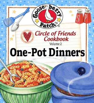Gooseberry Patch Free 25 One-Pot Dinners eBook