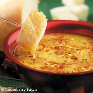 Garlic Romano Dipping Sauce recipe - Dinner & Dessert for Two - Gooseberry Patch