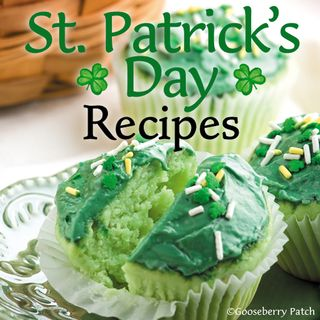 Gooseberry Patch St. Patrick's Day Recipe Round-Up