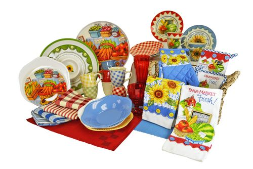 Gooseberry Patch Dinnerware Collection
