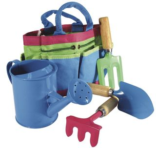 House of Marbles Child's Garden Tool Set