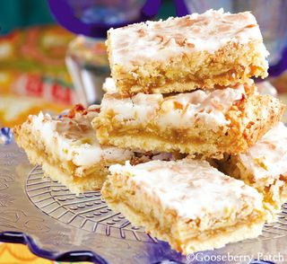 Coconut-Lime Bars | Never Fail Bake Sale Recipes from Gooseberry Patch