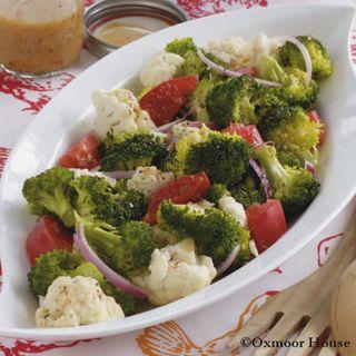 Gooseberry Patch Quick & Easy Veggie Salad Recipe