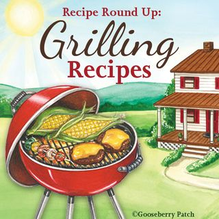 Gooseberry Patch Grilling Recipe Round-Up