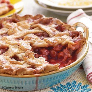 Gooseberry Patch Sour Cherry Pie Recipe
