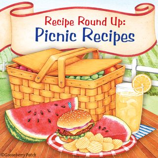 Gooseberry Patch Picnic Recipe Round-Up