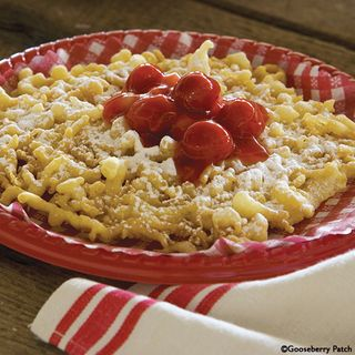 Gooseberry Patch Prize-Winning Funnel Cakes Recipe