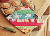Gooseberry Patch Patchwork Potholder Craft