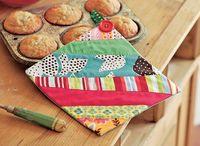 Gooseberry Patch Patchwork Potholder Craft