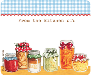 a little extra printable kitchen labels gooseberry patch