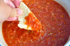 Summer's Best Salsa Recipes: Quick Restaurant-Style Salsa from Beyer Beware | Shared by Gooseberry Patch