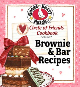 Gooseberry Patch Free 25 Brownie and Bar Recipes