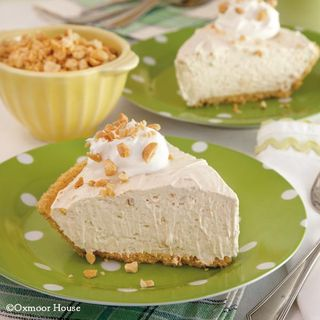 Gooseberry Patch Peanut Butter Pie Recipe