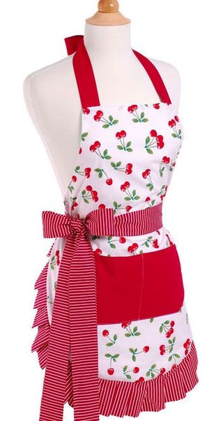 Flirty Aprons Cherry Apron
