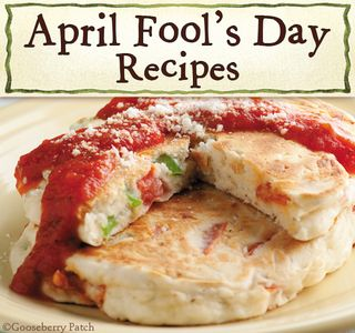 Gooseberry Patch April Fool's Day Recipe Round-Up