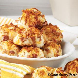 Gooseberry Patch Cheesy Potato Puffs Recipe