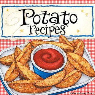 Gooseberry Patch Potato Recipe Round-Up