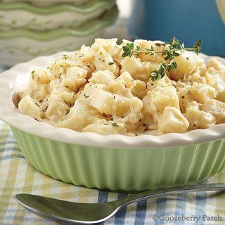 Gooseberry Patch Mustard & Thyme Potato Salad Recipe