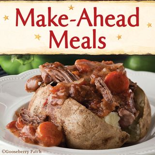 Gooseberry Patch Make-Ahead Meals Recipe Round-Up