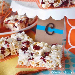 Gooseberry Patch Fruity Popcorn Bars Recipe
